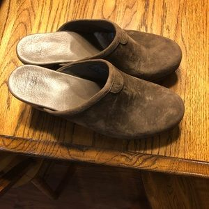 Ugg Suede Mules